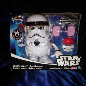Mr. Potato Head Spudtrooper Playskool Star Wars